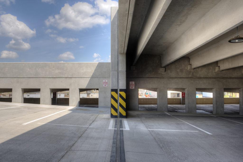 MSU Parking Deck