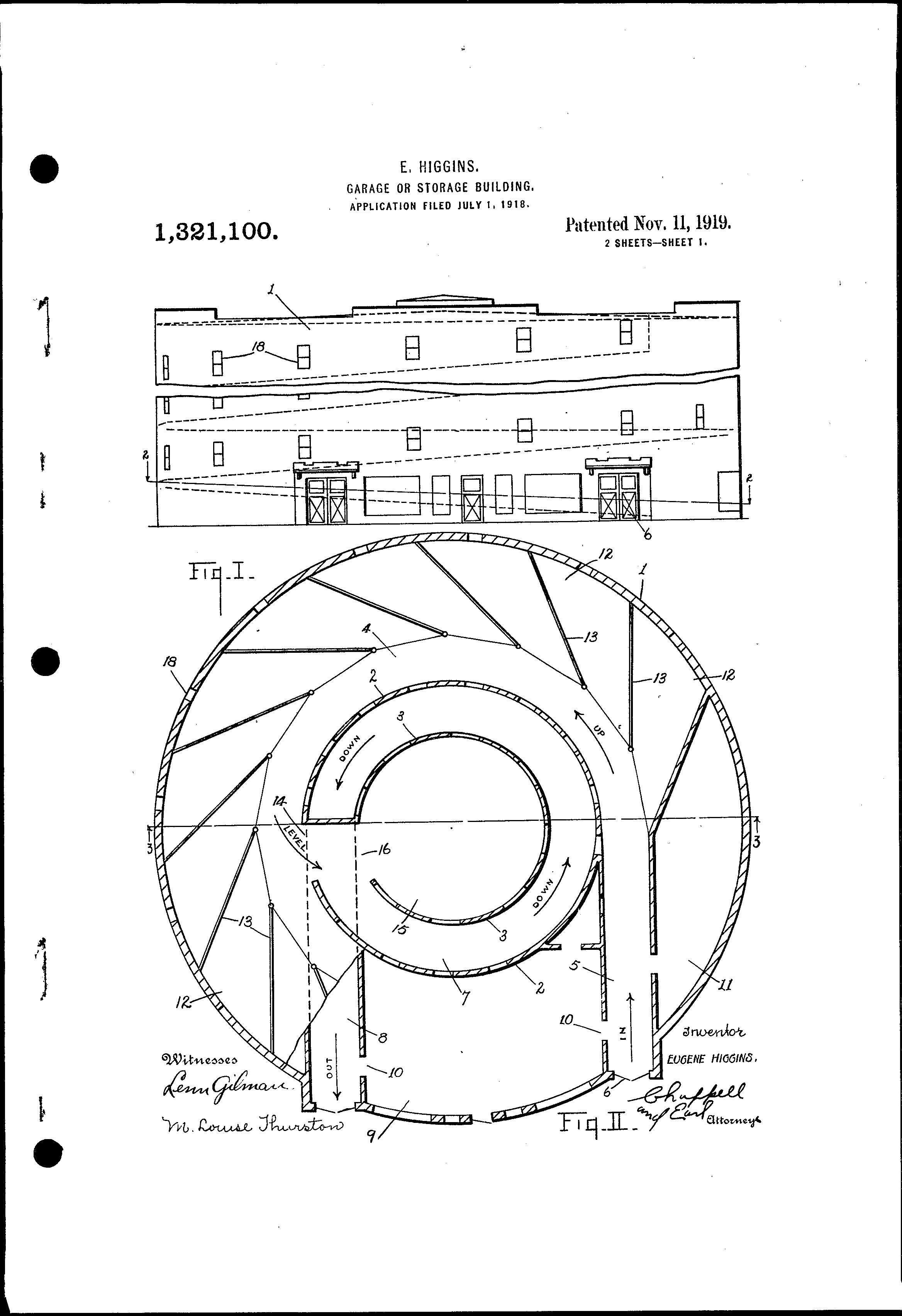 parking structure design
