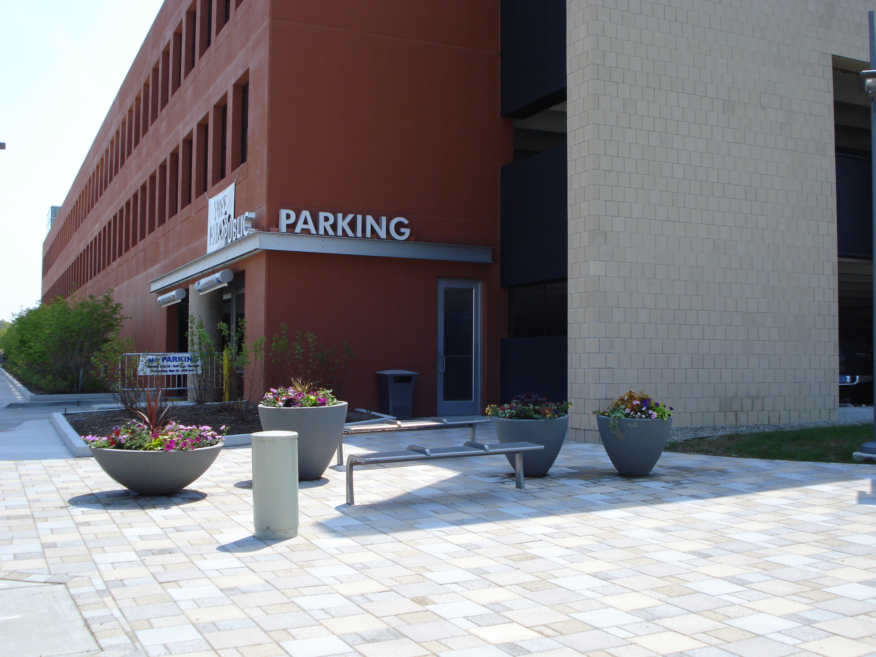 Parking, parking structure, parking garage, parking design, architecture, engineer, planning, parking consultant