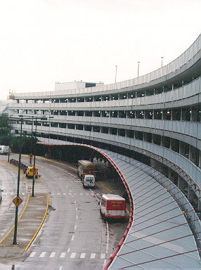 O'Hare International Airport Garage - Chicago 1966