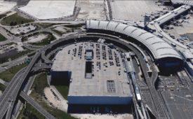 Lester B. Pearson International Airport Garage - Toronto, ON. 1998