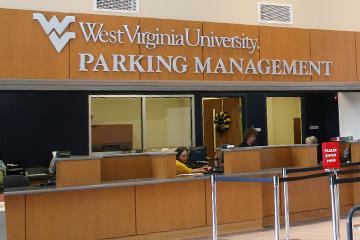 University Parking Projects